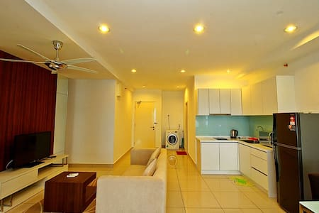 Luxury Studio & Family Suites In George Town - Wohnung