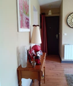 Appartement spacieux pour 2 pers. - Appartement