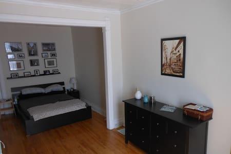Bel appartement familial au coeur du Plateau - Montréal - Apartment