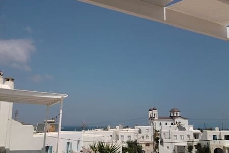 8 Keys no7,Naousa Paros - Condominium