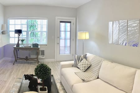 LUXURY 1 BED, FREE PARKING, NO CLEANING FEE! - Miami Beach - Apartment