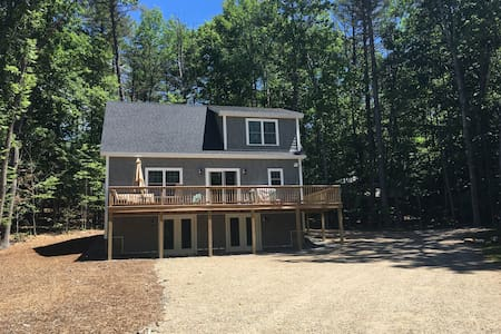 3 Bedroom Home on Scenic Long-Lake, Harrison Maine - Harrison - House
