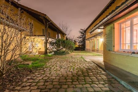 Gîte de la Soie (88 m²) Lyon 20 mn - Apartmen