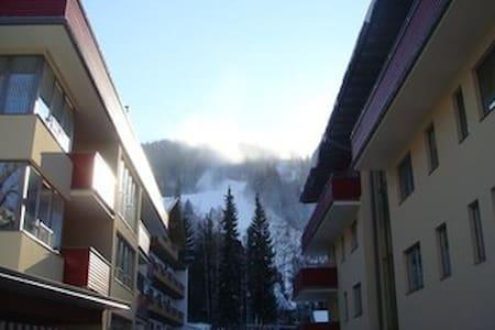 Planai ski slopes - Schladming