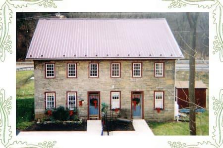 Historic Stone House Lodging - General Roberdeau - Alexandria - Hus