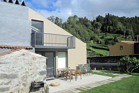 Furnas Valley design house (2Br) - Pis