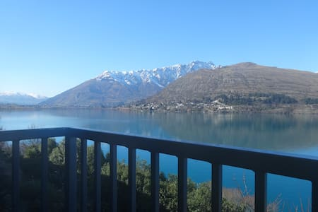 Grand Views, Close To Town & Lake - Apartament