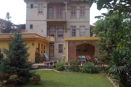 Old Wooden Town House - Bartın - House