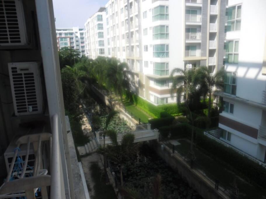 2 Bedroom - Overlooking the pool