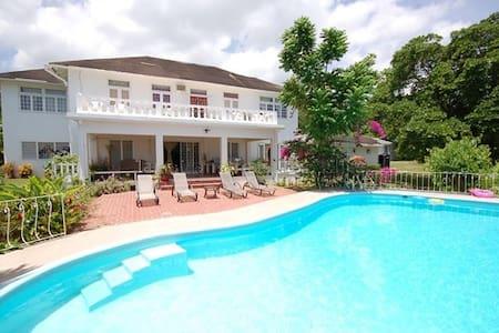Garden House Jamaica  - Ocho Rios - Villa