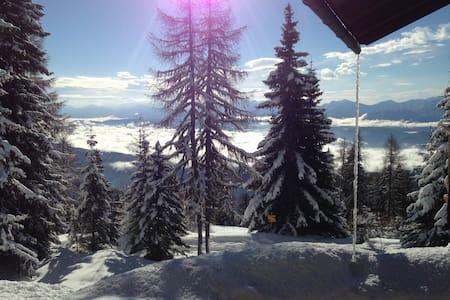 Gerlitzen Lodge 1650 Ski IN/Ski OUT - Treffen - Chalet