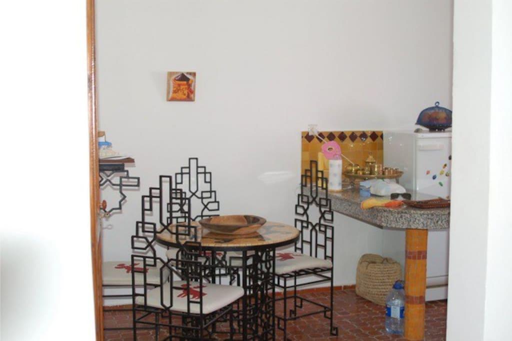 Villa à louer à Oualidia, Maroc