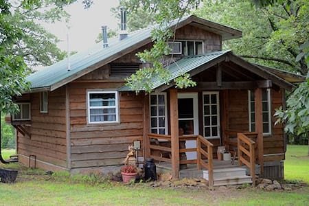 Ozark Cabin near Fayetteville-views - West Fork - Stuga