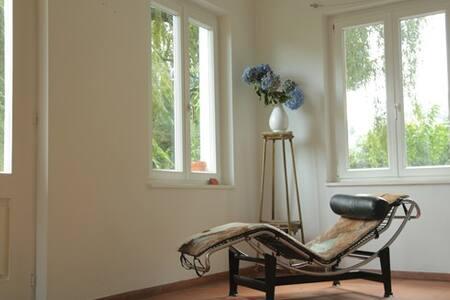 Schönes Haus mit Garten - Casa