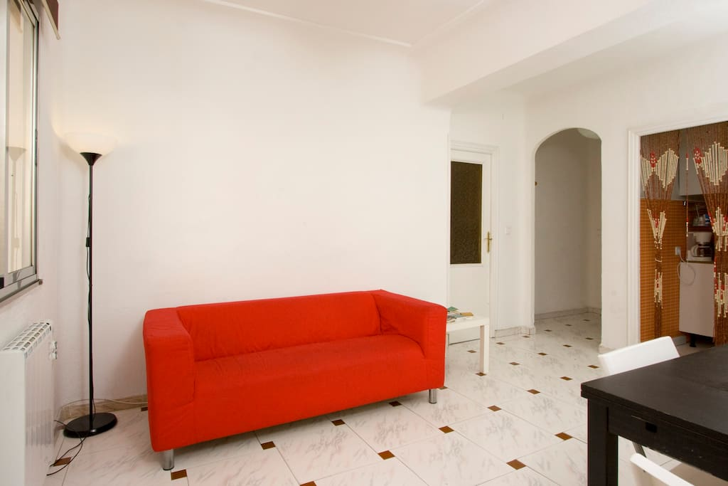 NIce apartament with terrace ROH2