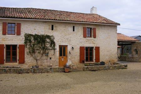 Renovated 14th century farmhouse - House