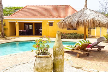 Caribbean style house - 3 bed/2bath - Casa