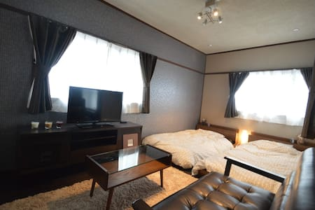 Modern renovation room - Toyama - Apartment