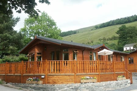 Lakeland Lodge - Limefitt Park - Zomerhuis/Cottage