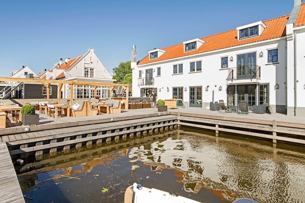 Hotelroom in Loosdrecht