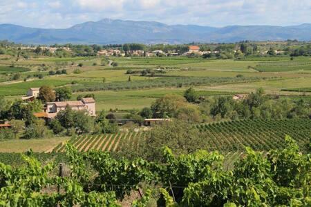 Sth France: Peret Village Languedoc