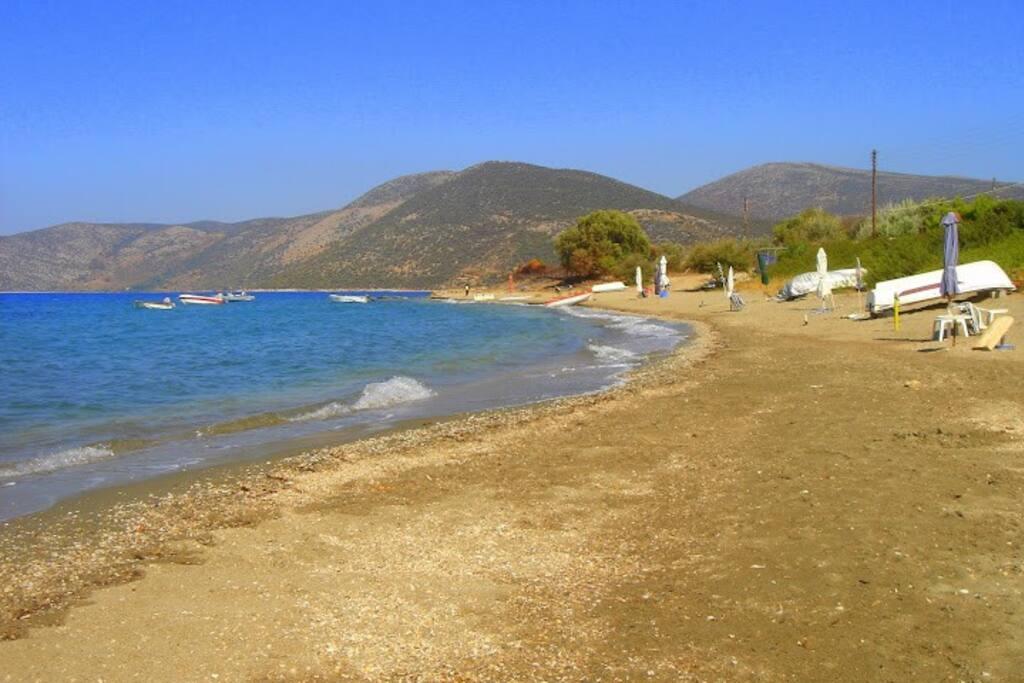 Greek Villa by the sea