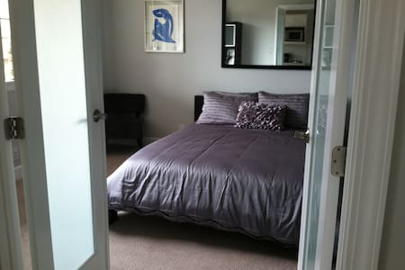 Romantic 1BD w/ patio, parking