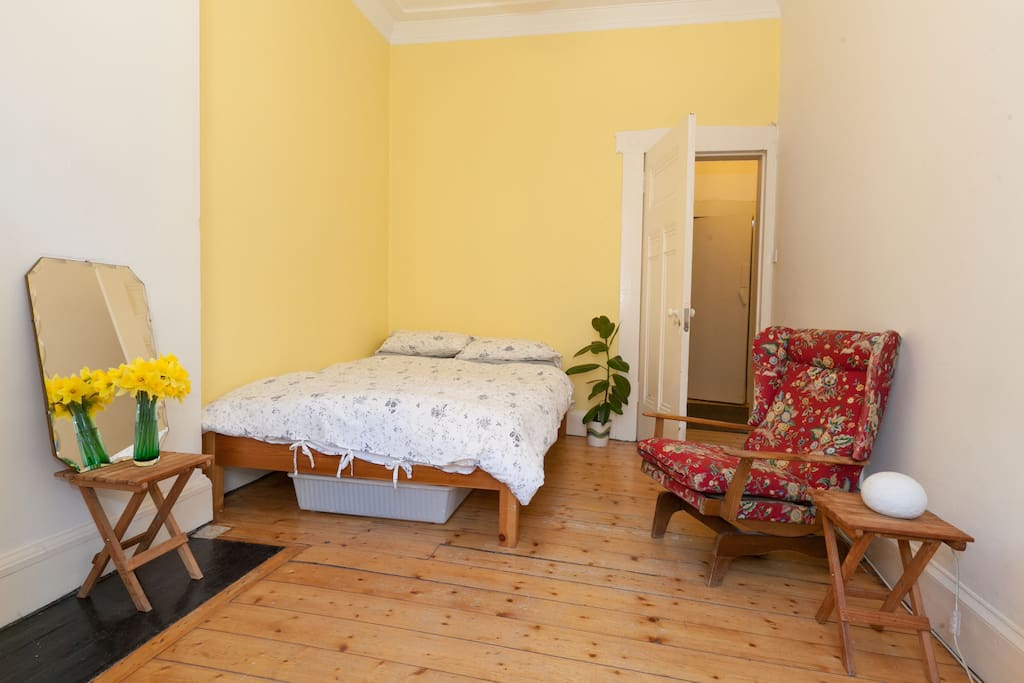 Traditional Tenement Apartment