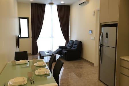 Homey 1BD Apartment - Bukit Bintang - Kuala Lumpur - Lägenhet