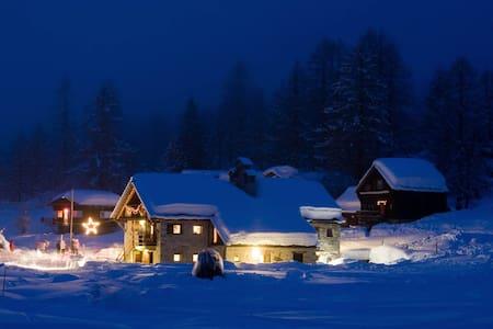 La Rossa Suite - Alpe Devero - BACENO