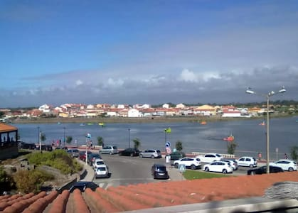 Beach apartment with excellent view - Praia de Mira - Rumah