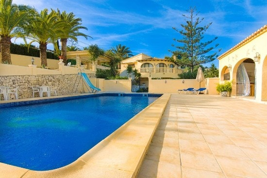 Аренда недвижимости в коста бланка испании зимой