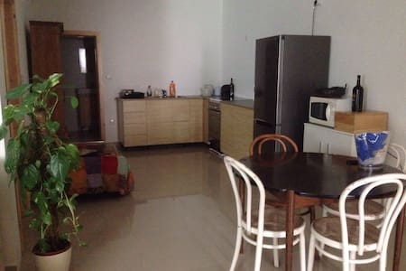 1 room with 2 single beds central - Flat