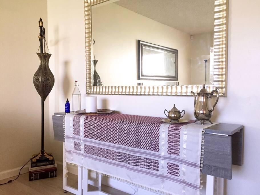 The Modern Moroccan Lounge