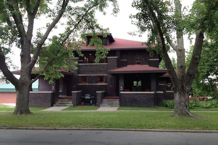 JB McHose House East Unit near ISU! - Boone
