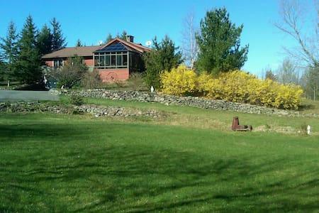 Tranquil Catskill Mountain Getaway - Ház