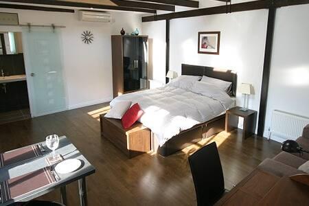 The Stables - Quality apartment near Cambridge - Cambridge - Appartement