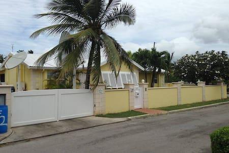 Studio apartment in Sunny Barbados - Lakás