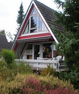 Ferienhaus-Nurdachhaus für 4Person - Schramberg-Tennenbronn - Casa