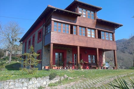 Sele III- Casa d'Aldea Asturias B&B - Borines-Piloña - Bed & Breakfast