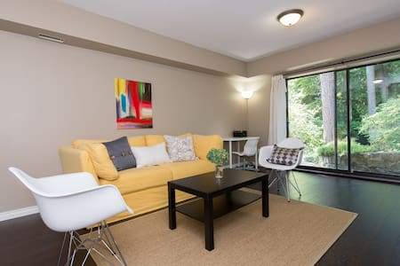 Charming Tudor by the Creek - West Vancouver - House