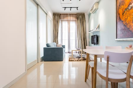 Modern apartment 3 minute walk to KLCC - Kuala Lumpur - Appartement