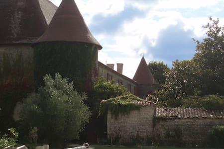 Château de Théon  duplex - Cozes
