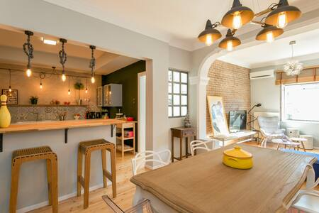 spacious 2bdr apartment, wi-fi - Apartment