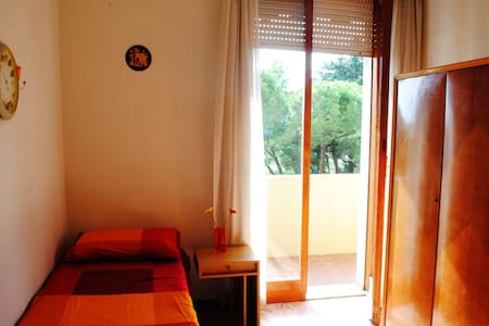 Single bedroom - Apartmen
