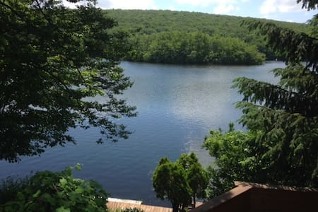Lake Front Hideaway - West Milford - Ház