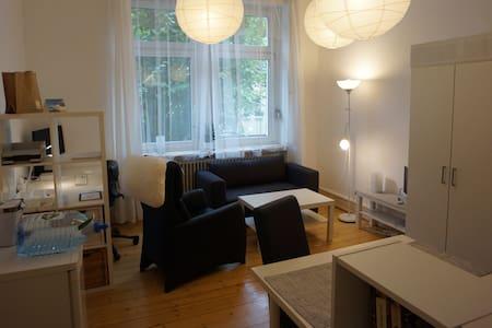 zentral, hell, großzügig, WLAN - Heidelberg - Bed & Breakfast