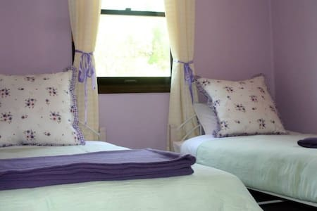 Double room at Julian's Pension-BnB - Suwa District - Aamiaismajoitus