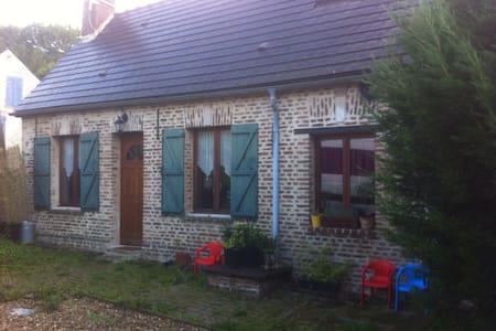 Longère ancienne proche de Beauvais - Sainte-Geneviève - Casa