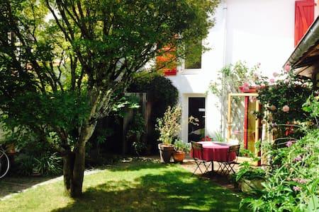 Calme, convivialité près de Nantes - Huis